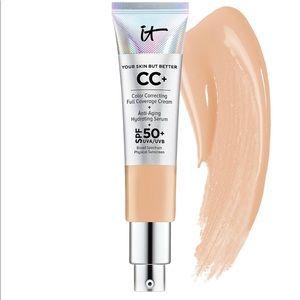 NIB It Cosmetics Your Skin But Better CC+ Cream!